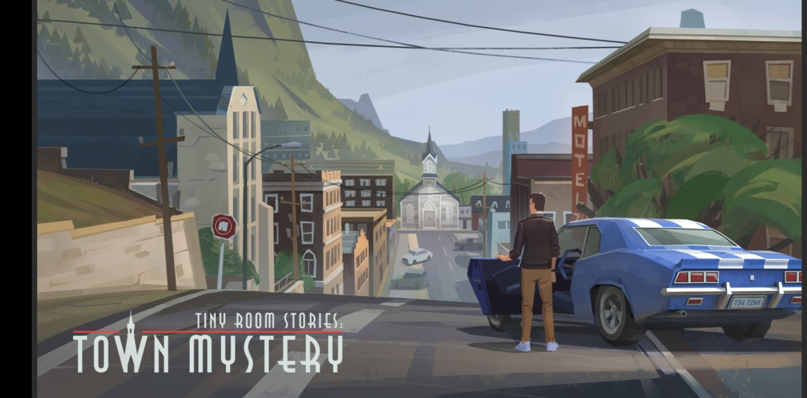 Review | Tiny Room Stories: Town Mystery
