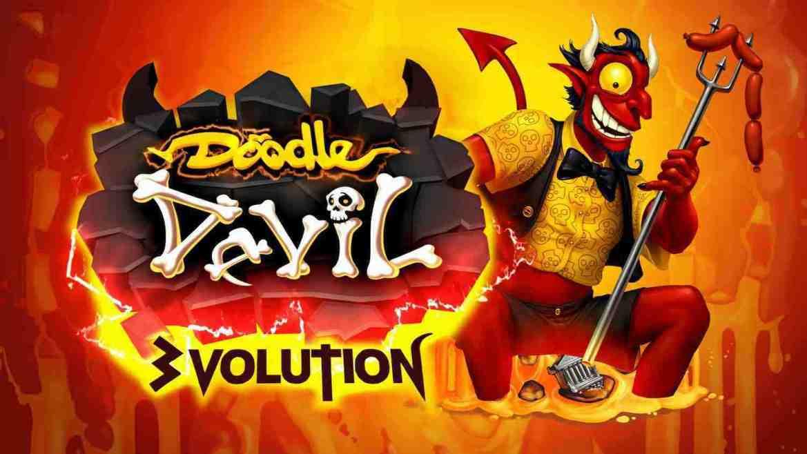 Review | Doodle Devil: 3volution