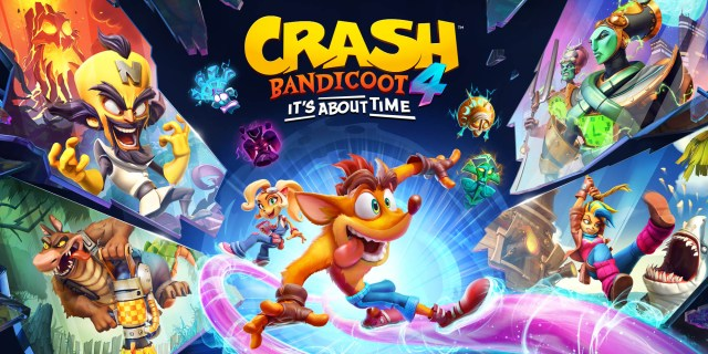 Review   Crash Bandicoot 4: It's About Time