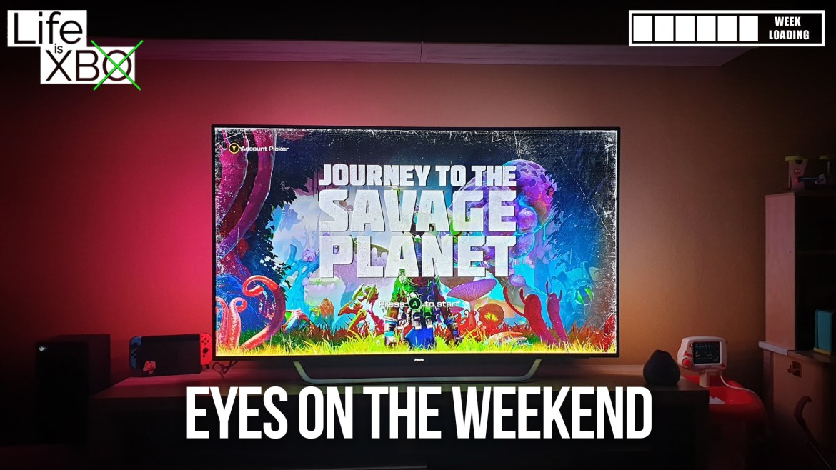 Eyes on the Weekend | 27-28 March