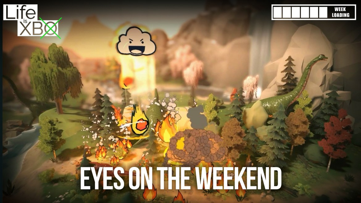 Eyes on the Weekend (April 24-25)