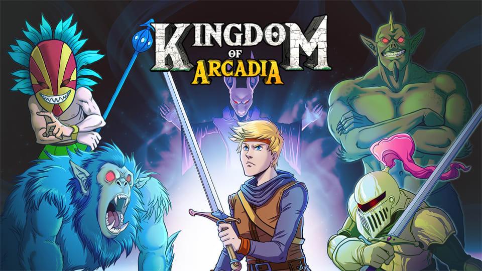 Review | Kingdom of Arcadia