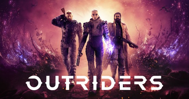 Review   Outriders