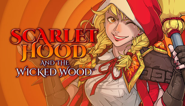 Review   Scarlet Hood and the Wicked Wood