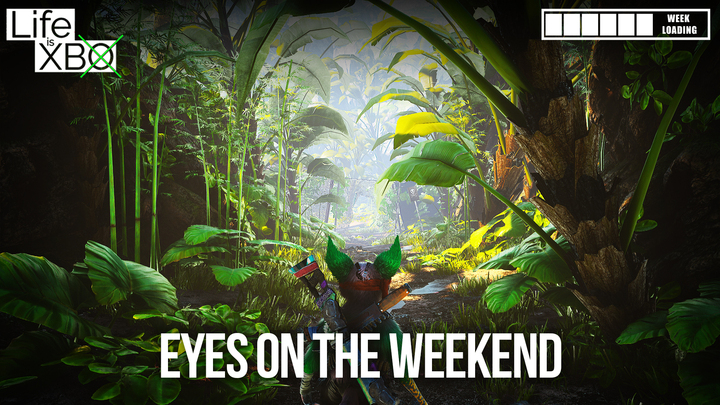 Eyes on the Weekend (29-30 May)