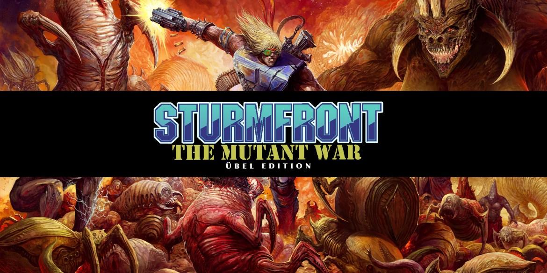 Review | Sturmfront The Mutant War: Übel Edition