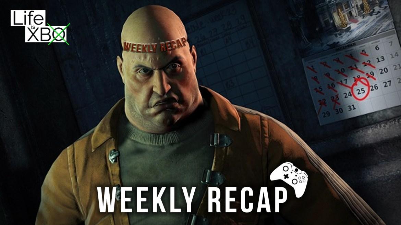 Weekly Recap – May 30th to June 5th