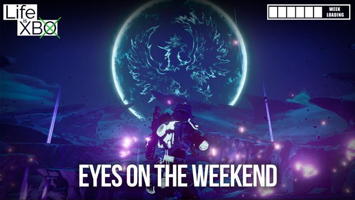 Eyes on the Weekend (12-13 June)