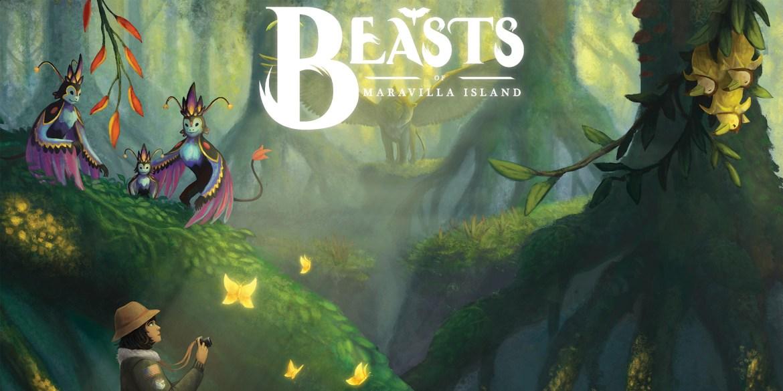Review | Beasts of Maravilla Island