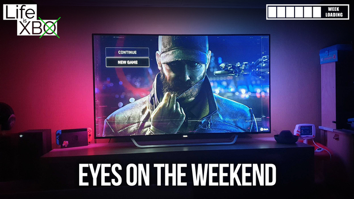 Eyes on the Weekend (10-11 July)