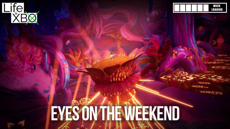 Eyes on the Weekend (11-12 September)