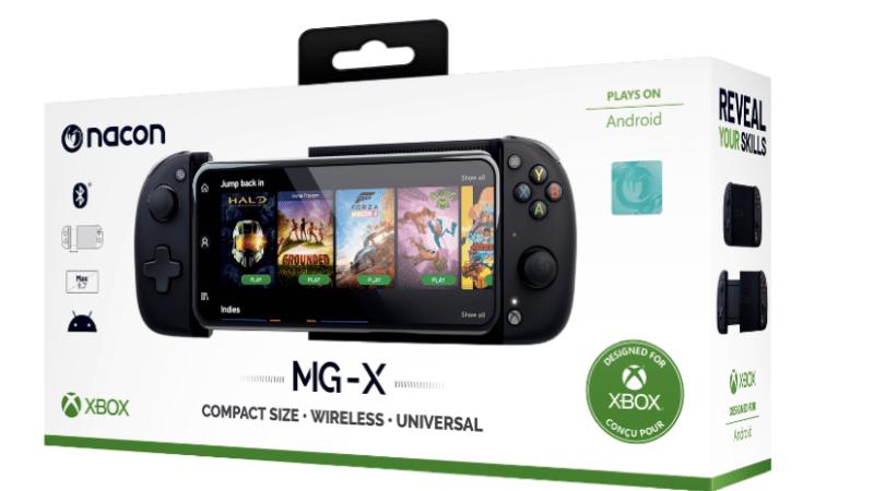 Review | Nacon MG-X controller