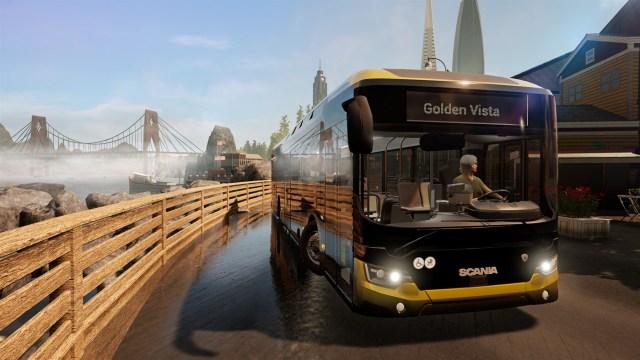 Review   Bus Simulator 21