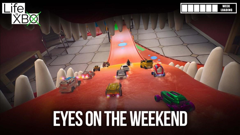 Eyes on the Weekend (9-10 October)