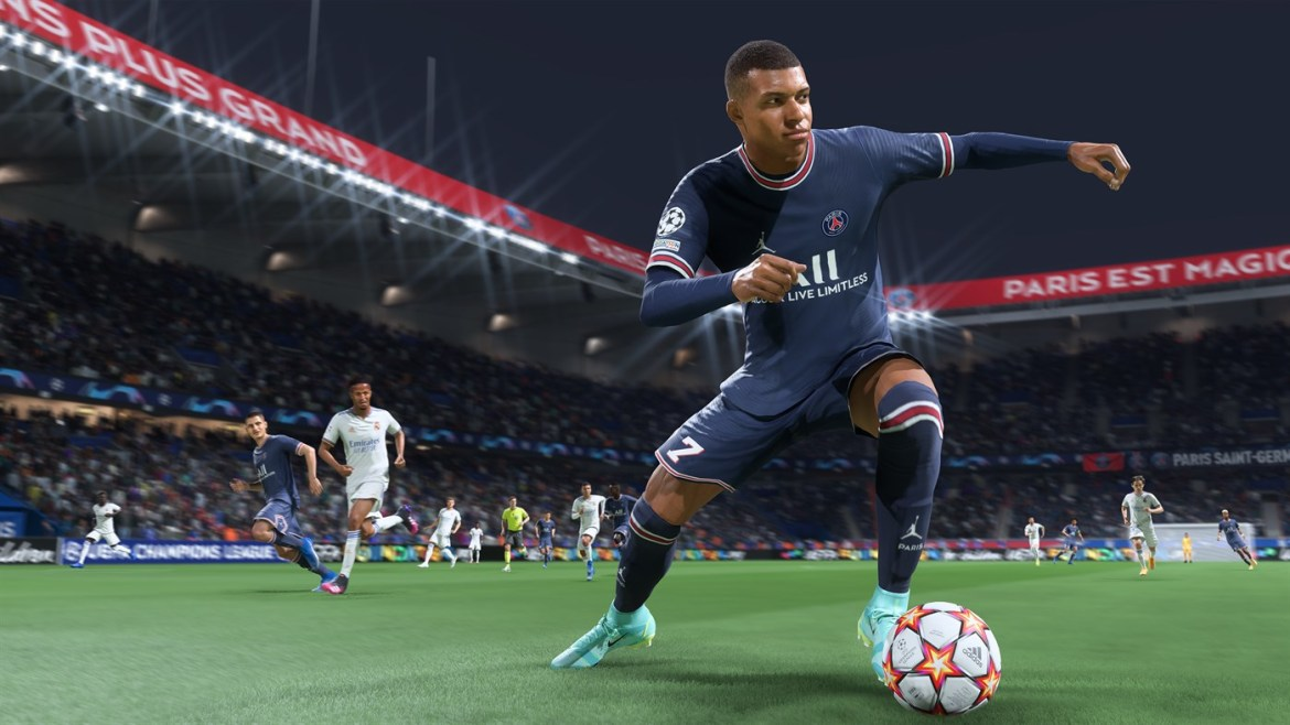 Review   Fifa 22 (Xbox Series X S)