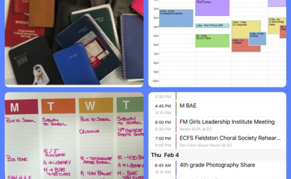 time management for busy families