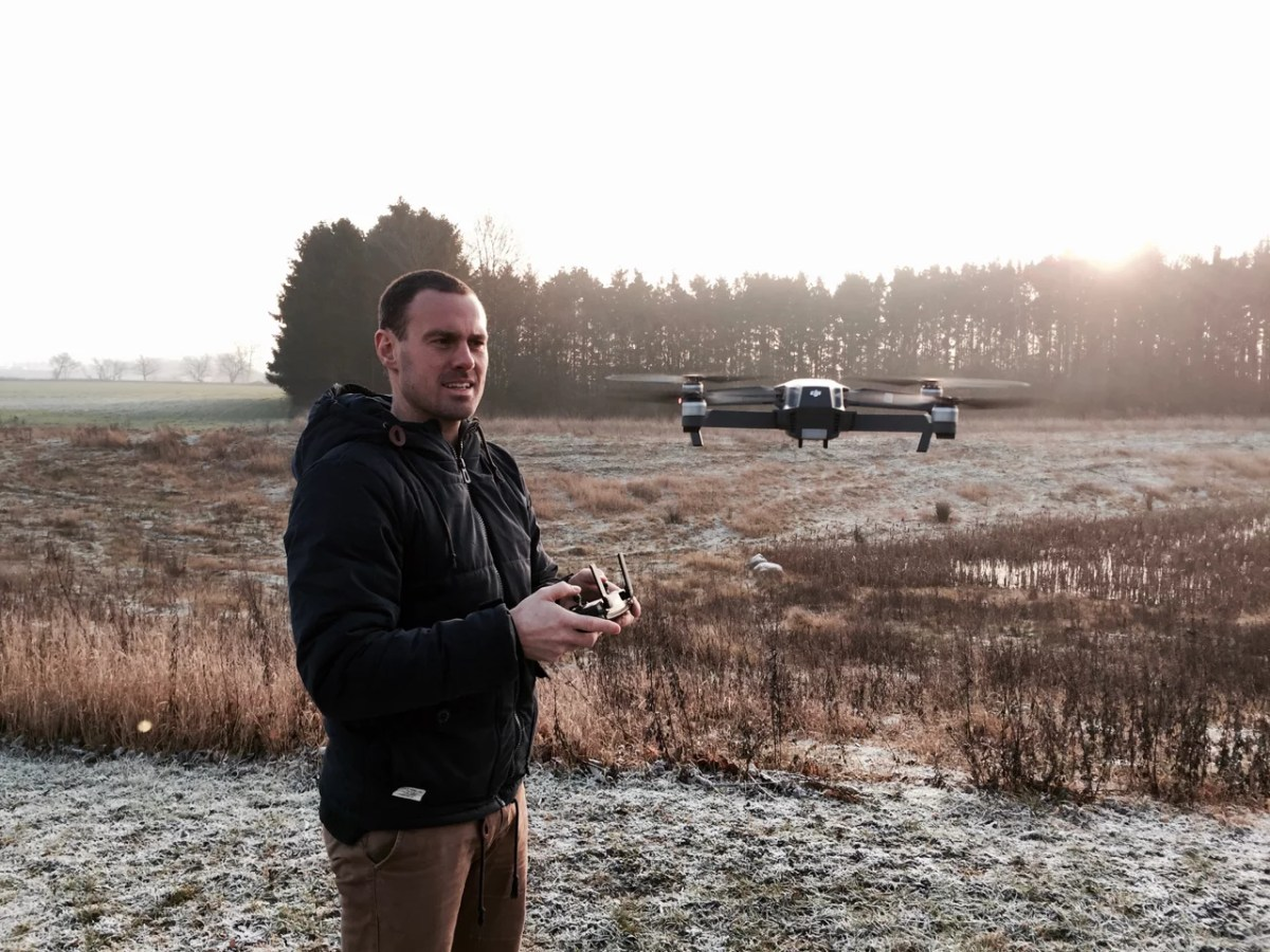 Gode råd til den nye dronerpilot