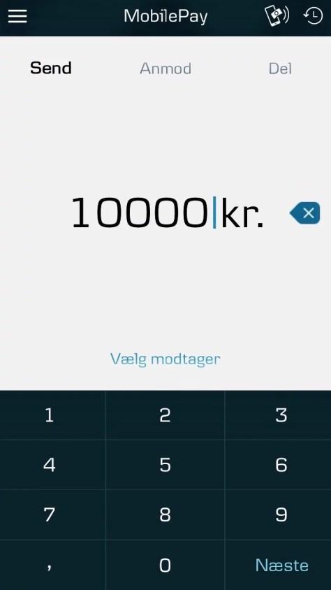 Nordea dropper Swipp og vælger MobilePay