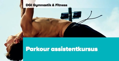 Parkour assistenkursus