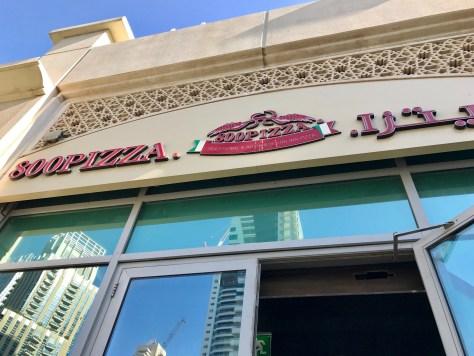God pizza restaurant