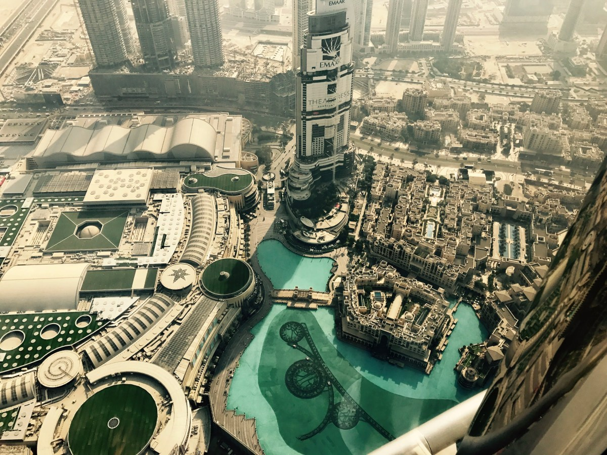 Dubai - What a crazy but fantastic place!