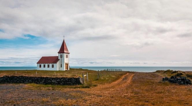 Ijsland kerk
