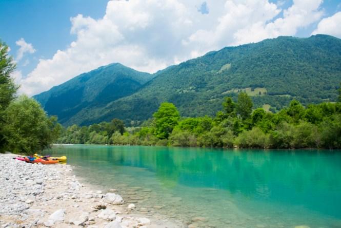 Soca rivier