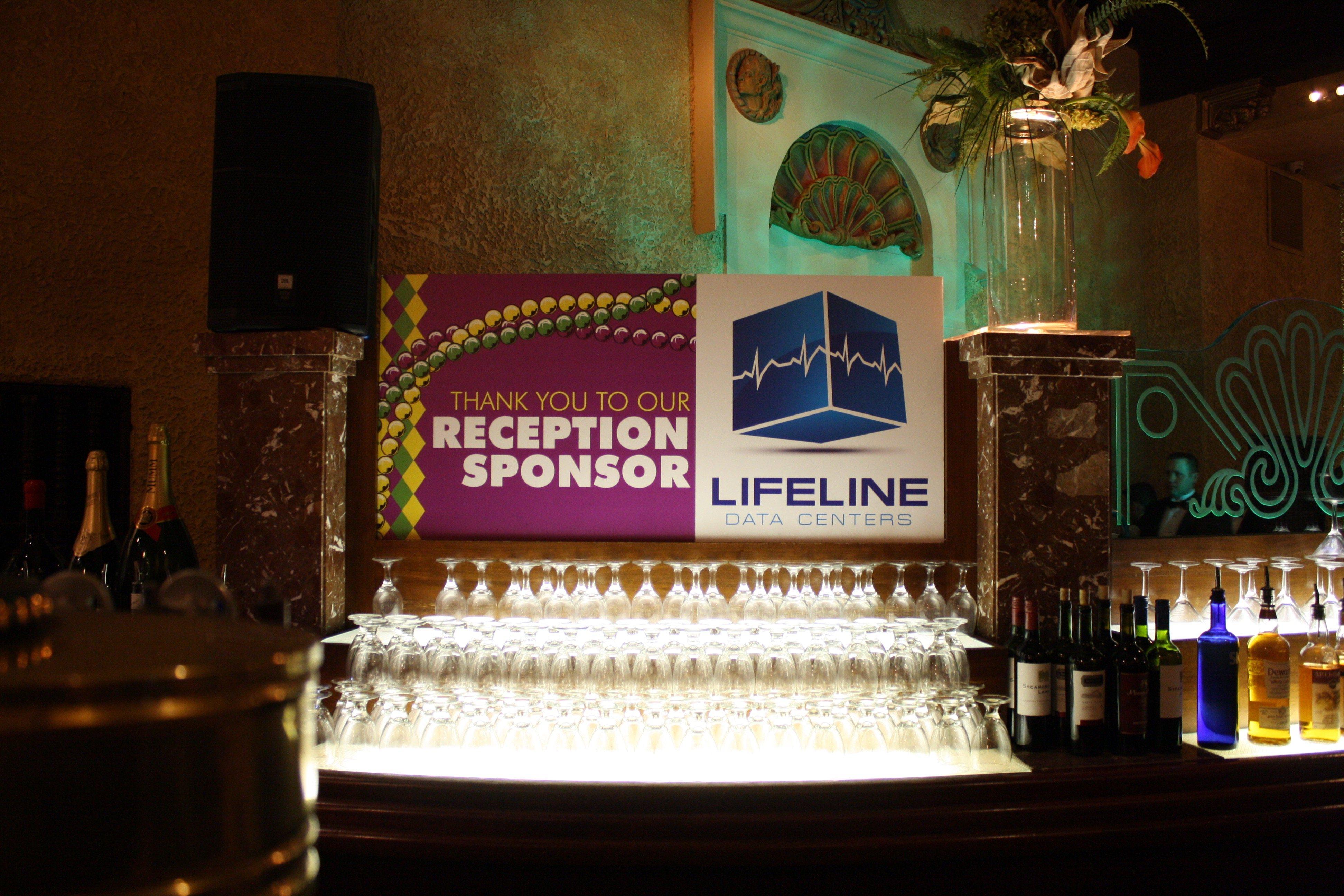 Lifeline Sponsored Reception