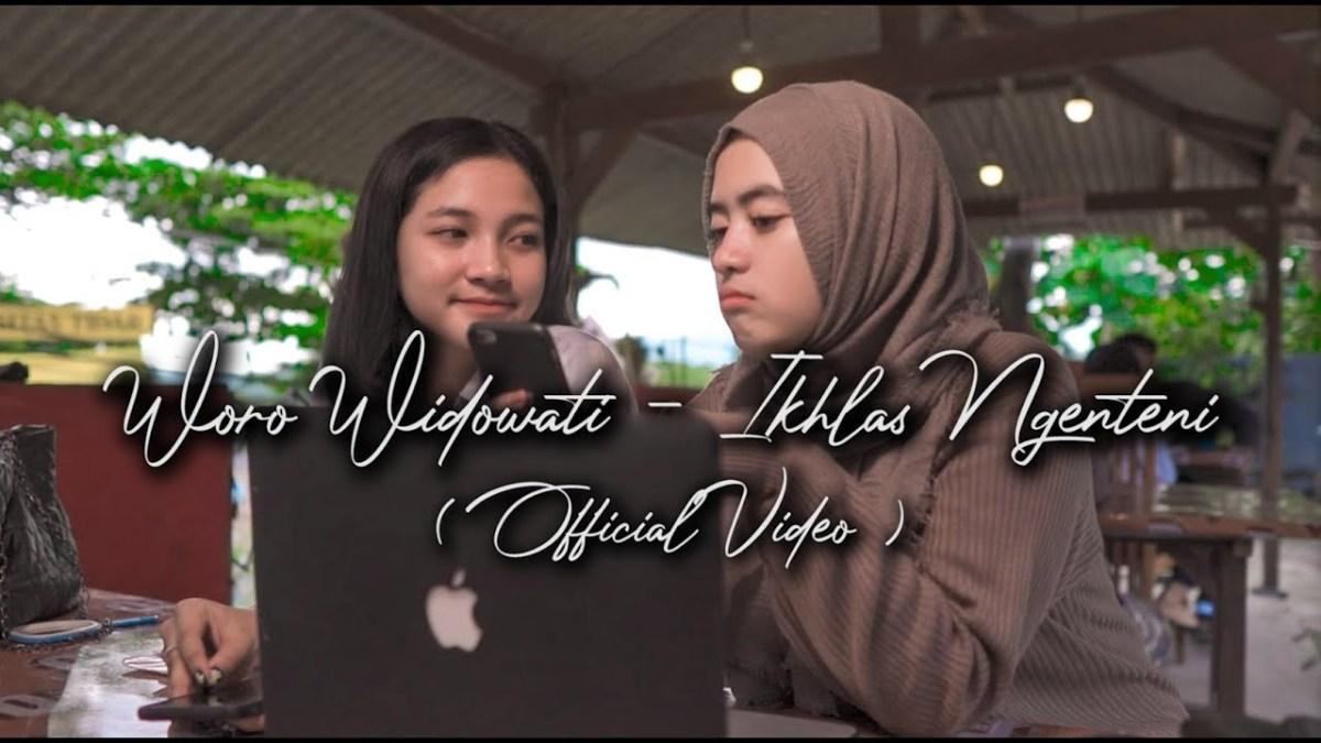 Lirik Lagu Woro Widowati - Ikhlas Ngenteni [+Terjemahan