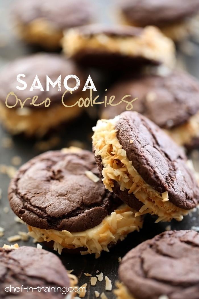 Samoa-Oreo-Cookies