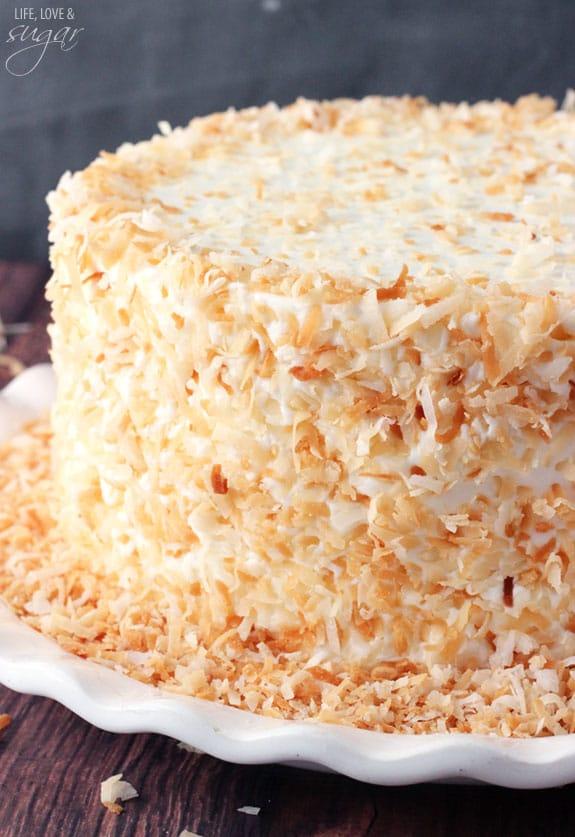 Chocolate Coconut Cake Life Love And Sugar
