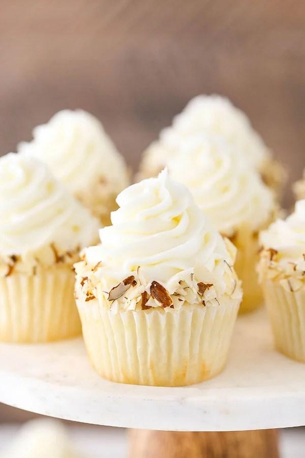 Filling Pie Cupcakes