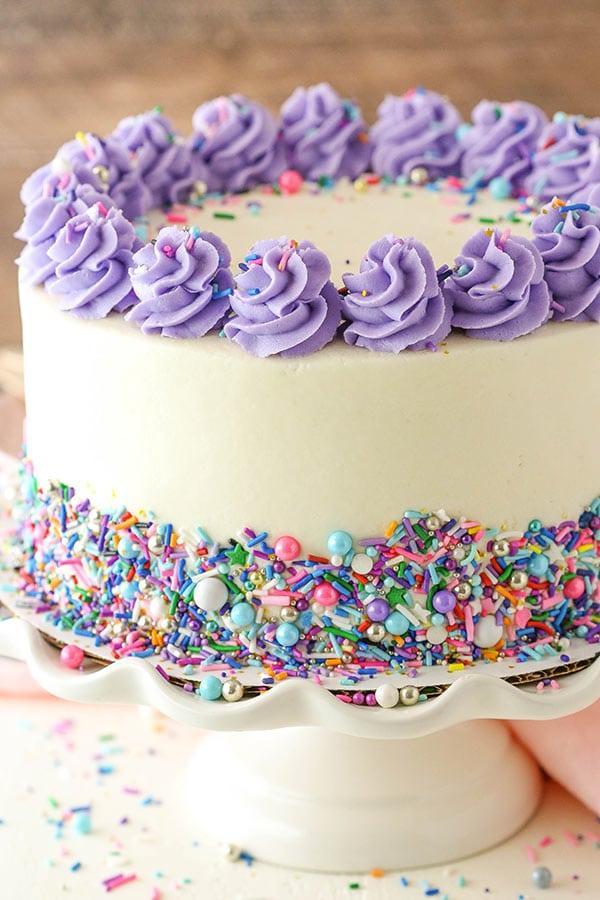 Easy Cake Recipes Birthday