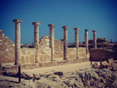 Ausgrabungen Paphos