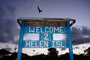 Helen Reef