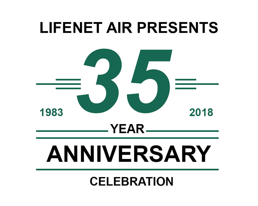 LifeNet Air 35th Anniversary Air Helicopter Texarkana, Texas
