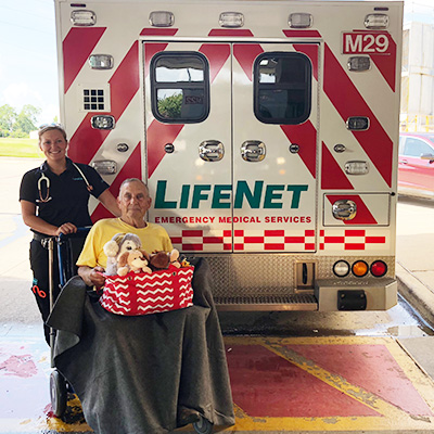 Become a Member of LifeNet EMS Membership