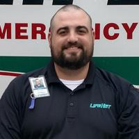 James Zdonczyk, EMT Intern, LifeNet
