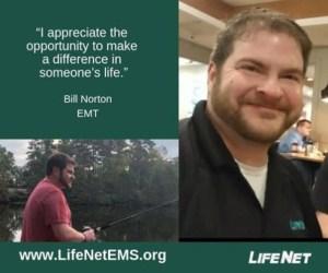 Bill Norton, EMT, LifeNet EMS Texarkana jobs
