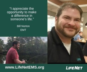 Bill Norton, EMT, LifeNet EMS Texarkana jobs