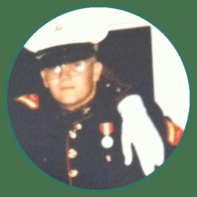 Daniel Stramp, US Marine Corps Veteran