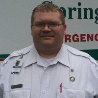 Daniel Stramp, Education Manager, LifeNet