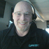 Donald House, Dispatcher, LifeNet
