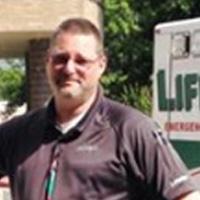 James Stine, Paramedic, LifeNet