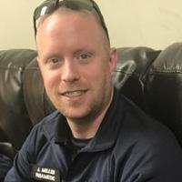 Joe Miller, Paramedic, LifeNet