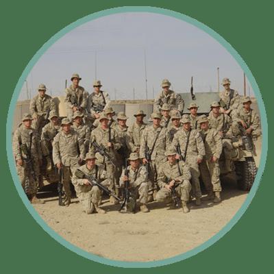 Brad Ragsdale US Marine Corps photo.