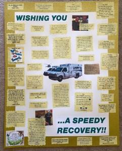 Card for LifeNet Paramedic Bob Flotkoetter