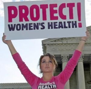 War on Women: ACLU Says Pro-Life Laws Protecting Women's ...