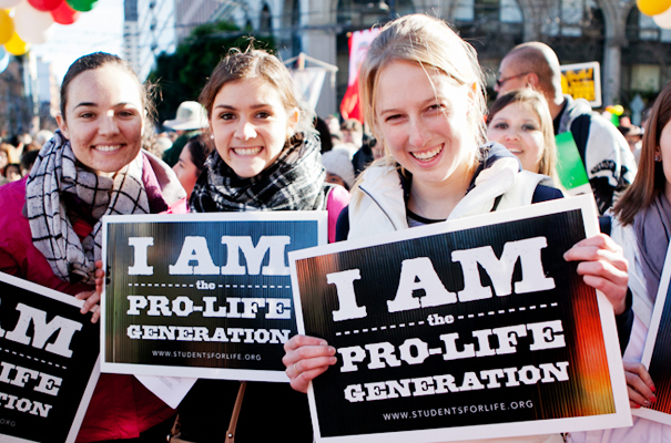 New Poll Shows 80% of Millennials Oppose Abortions Up to Birth, 57% Oppose Roe v. Wade