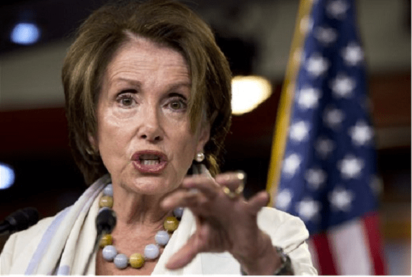 "Nancy Pelosi: Republicans are ""Dishonoring God"" by ..."